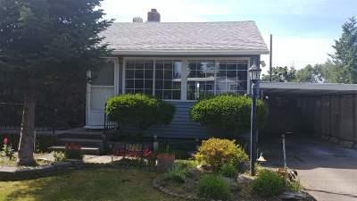 Spokane Single Family Home For Sale: 3724 E Cleveland Ave