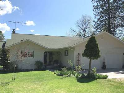 Single Family Home For Sale: 425391 Hwy 20 Hwy