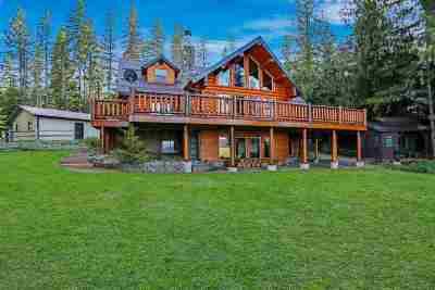 Usk Single Family Home For Sale: 6231 Westside Calispell Rd