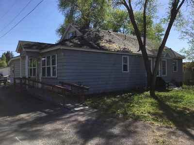 Spokane Valley Single Family Home For Sale: 208 S Coleman Rd