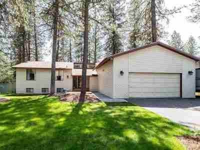 Spokane Single Family Home For Sale: 522 E Glencrest Dr