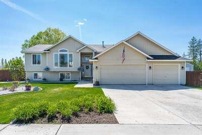 Colbert Single Family Home For Sale: 12 E Handy Rd