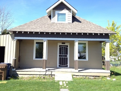 Single Family Home For Sale: 1314 W Cleveland Ave
