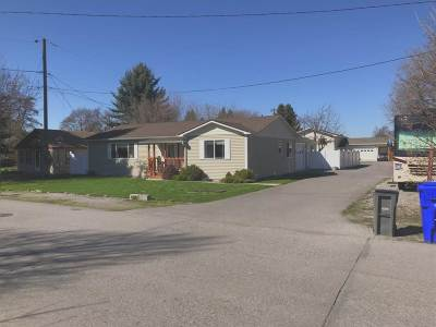 Spokane Valley Multi Family Home For Sale: 615 N Sargent Rd