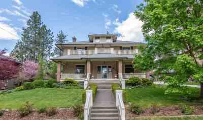 Spokane Single Family Home For Sale: 612 W 16th Ave