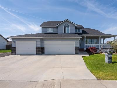 Spokane Valley Single Family Home New: 3312 S Woodlawn Dr