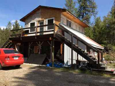 Single Family Home For Sale: 4158 Lyons Hill Rd