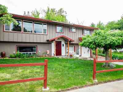 Spokane Single Family Home For Sale: 3518 E Ben Burr Blvd