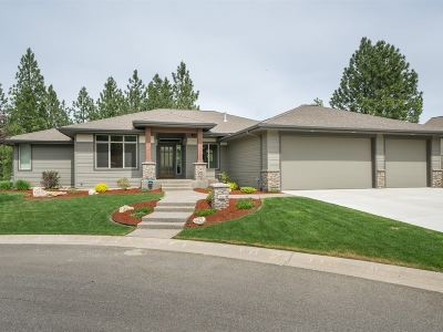 Spokane Valley Single Family Home Ctg-Inspection: 11107 E Mica Ln