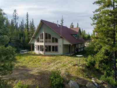 Newport Single Family Home For Sale: 3022 Baker Lake Rd
