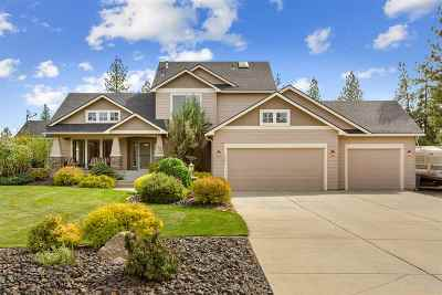 Nine Mile Falls WA Single Family Home Chg Price: $524,900