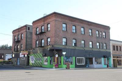 Spokane Commercial For Sale: 301 W 2nd