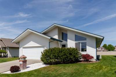 Spokane Valley Single Family Home New: 3818 S Eagle Ln