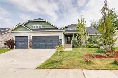 Spokane Single Family Home New: 8913 E Vista Park Dr