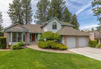spokane Single Family Home New: 3616 S Dearborn Ct