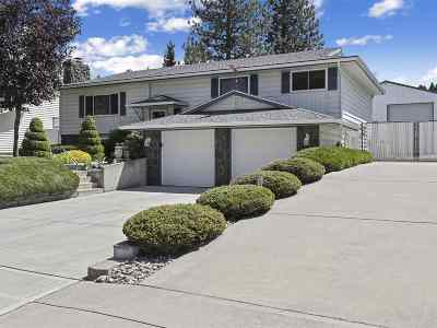 spokane Single Family Home Ctg-Inspection: 8420 N Standard St