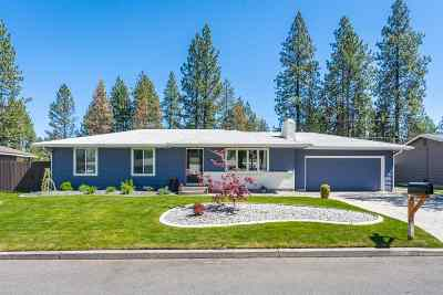 spokane Single Family Home Ctg-Inspection: 12703 E Guthrie Dr