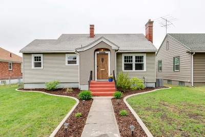 spokane Single Family Home New: 2423 W Euclid Ave