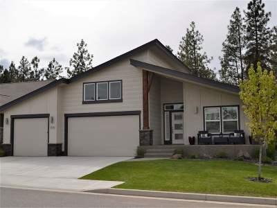 spokane Single Family Home New: 7118 S Pheasant Ridge Dr