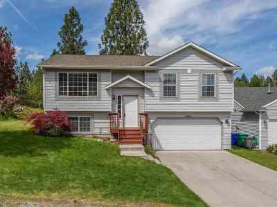 Spokane Single Family Home New: 1506 S Chronicle Rd