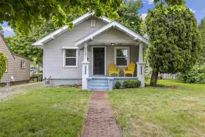 Spokane Single Family Home New: 2608 N Napa St