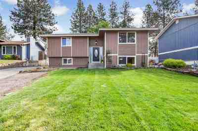Spokane Single Family Home New: 7722 N Brownsville Ct