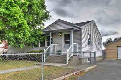 Spokane Single Family Home New: 1931 E Bismark Ave