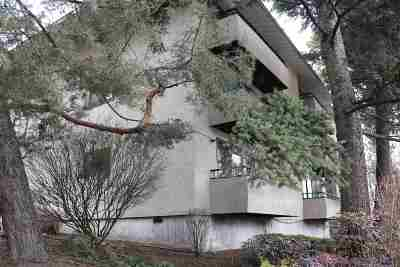 Spokane Condo/Townhouse New: 1002 W 7th Ave #302