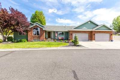 spokane Single Family Home New: 6512 W Kitsap Dr