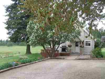 Single Family Home Pending: 8410 W Valley Rd