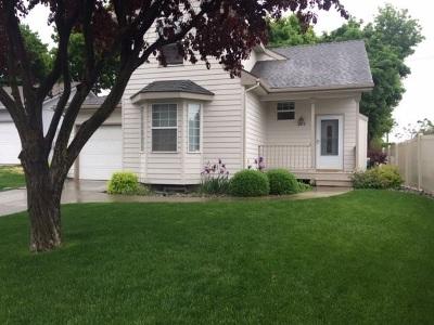 Spokane Valley Single Family Home New: 202 N Houk Rd