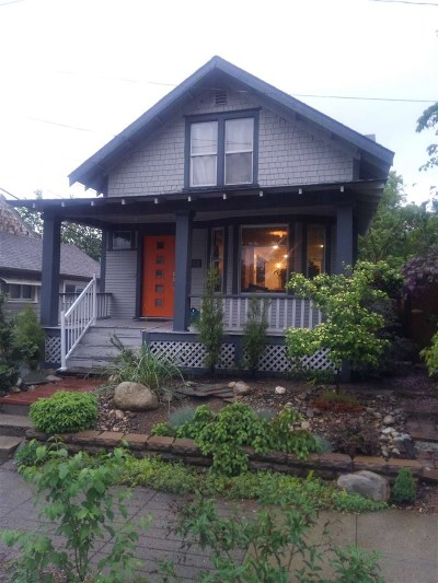 Single Family Home New: 2112 N Madison Ave