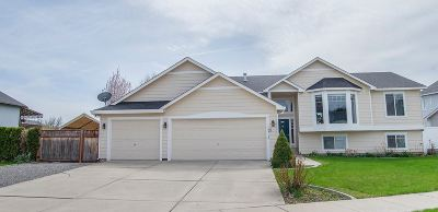 Spokane Valley Single Family Home New: 14710 E Crown Ave
