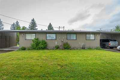 Spokane Multi Family Home New: 15011 E Mission Ave #15013 E