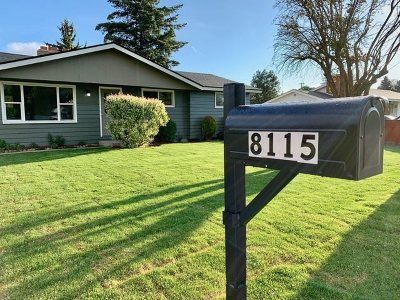 Spokane Single Family Home New: 8115 E Cataldo Ave