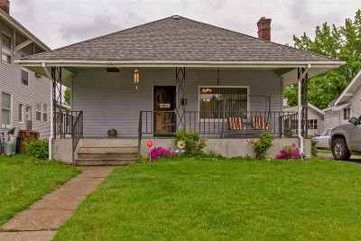 Spokane Single Family Home Active/No Show: 4707 N Cook St