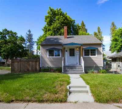 Spokane Single Family Home New: 219 E 29th Ave
