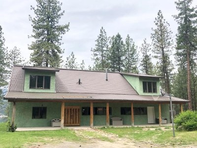 Hunters Single Family Home For Sale: 5111 Hunters Campground Way