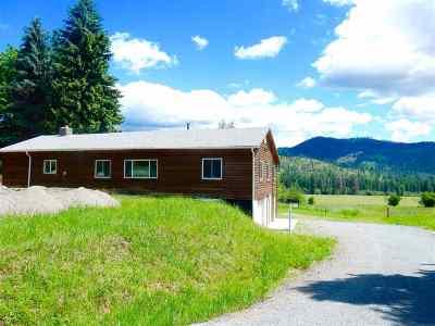 Usk Single Family Home New: 1592 Kings Lake Rd