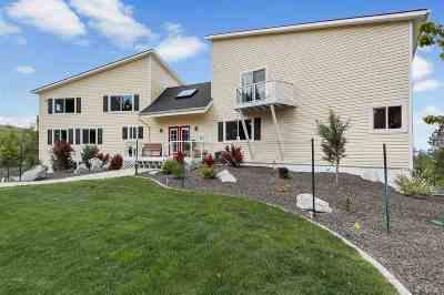 Spokane Single Family Home For Sale: 17210 E Foothills Rd