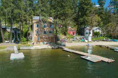 Single Family Home For Sale: 12901 N East Newman Lake Dr