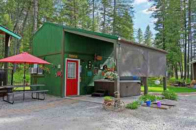 Newport WA Single Family Home New: $160,000