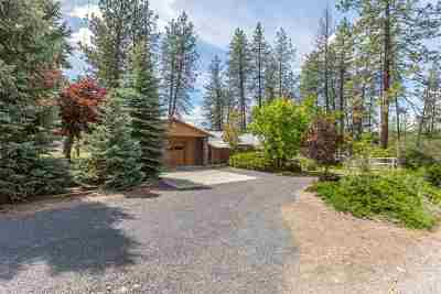 Nine Mile Falls WA Single Family Home Ctg-Inspection: $210,000
