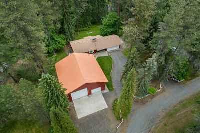 Spokane Single Family Home New: 15720 N Lantern Ln