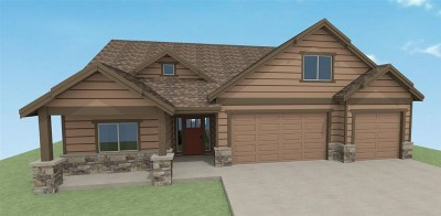Spokane Single Family Home New: 4814 E 42nd Ave