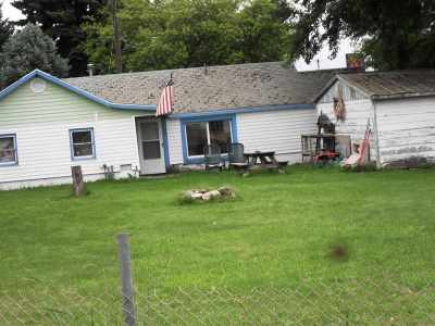Single Family Home For Sale: Tbd S Railroad St