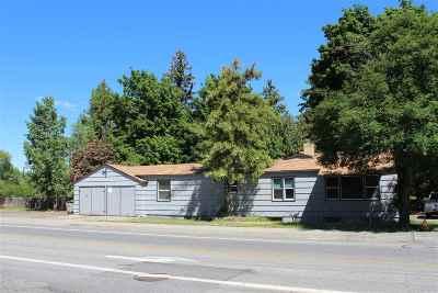 Spokane Valley WA Single Family Home New: $185,000