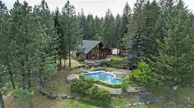 Single Family Home For Sale: 3646 Little Sweden Rd