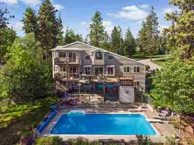 Spokane, Spokane Valley Single Family Home For Sale: 5906 N Highview Ln