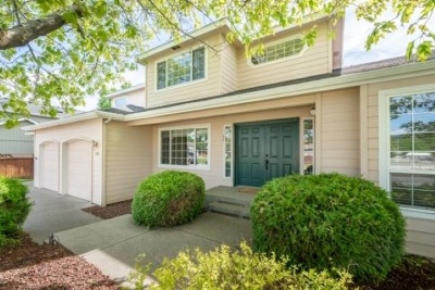 Spokane Valley Single Family Home Ctg-Sale Buyers Hm: 3809 S Bates Rd